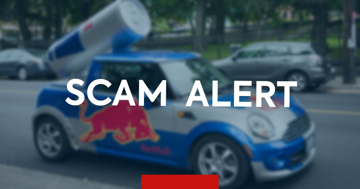 Car Wrap Scam